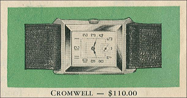 Benrus Cromwell