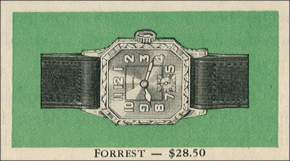 Benrus Forrest