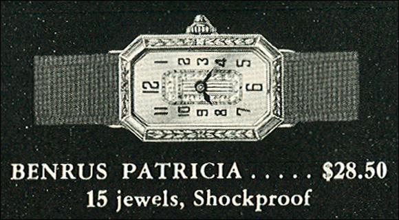 Benrus Patricia