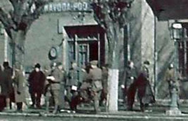 Cernavoda Pod | gara in 1941
