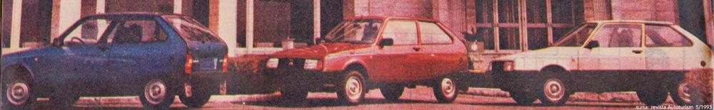 modele Oltcit | 1993