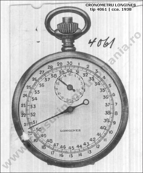 cronometru Longines 4061