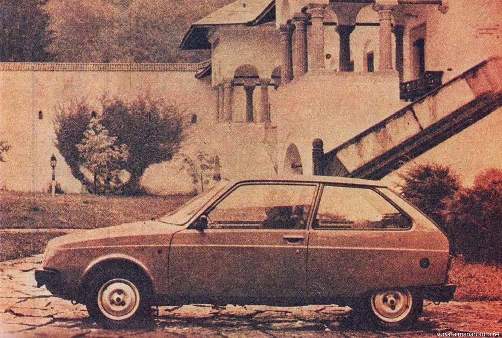 Oltcit - reclama 1984