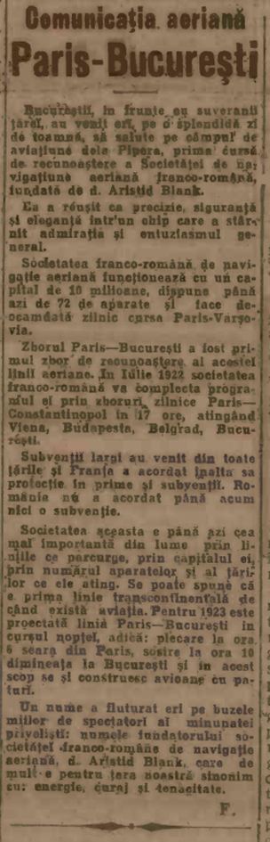 Adevarul an 34 nr. 11518 | 21.10.1921