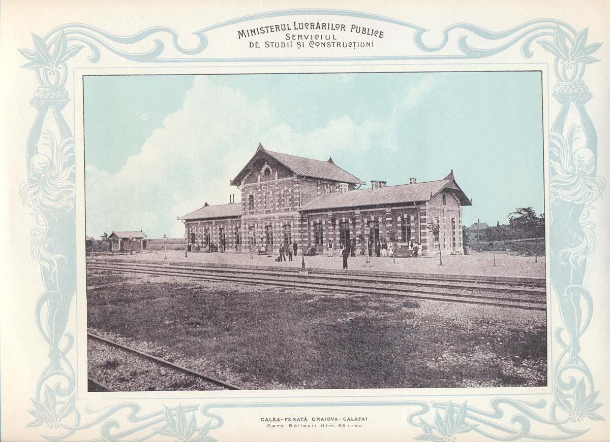 gala Bailesti | Albumul MLP - 1903