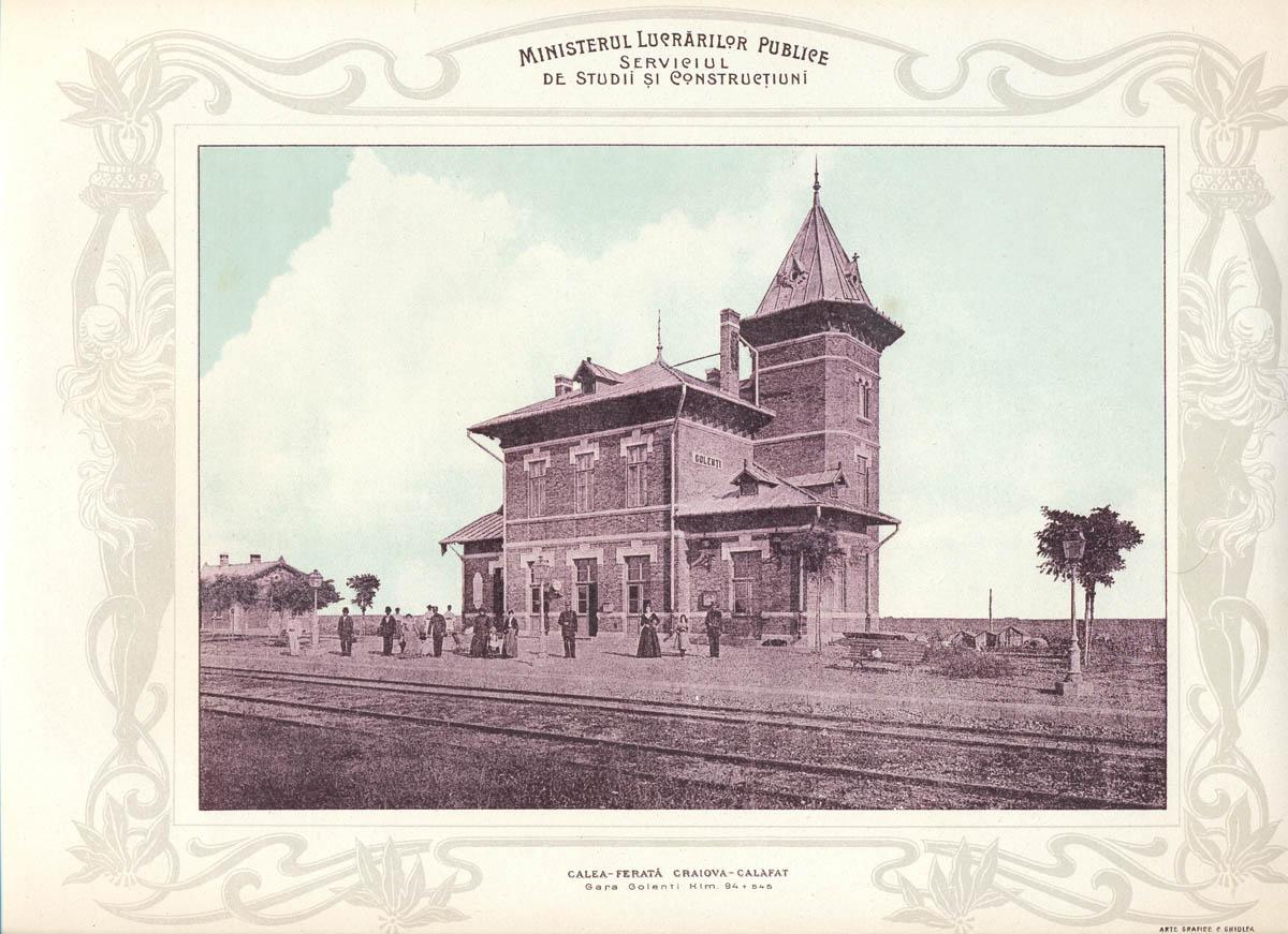 gala Golenti | Albumul MPL - 1903