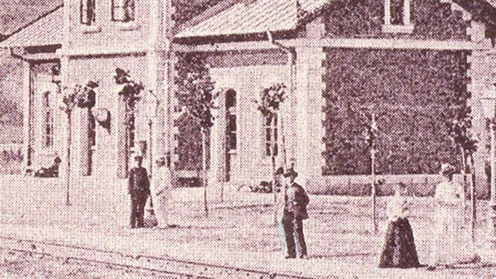 gara Livedlie - Podaru | Albumul MLP - 1903