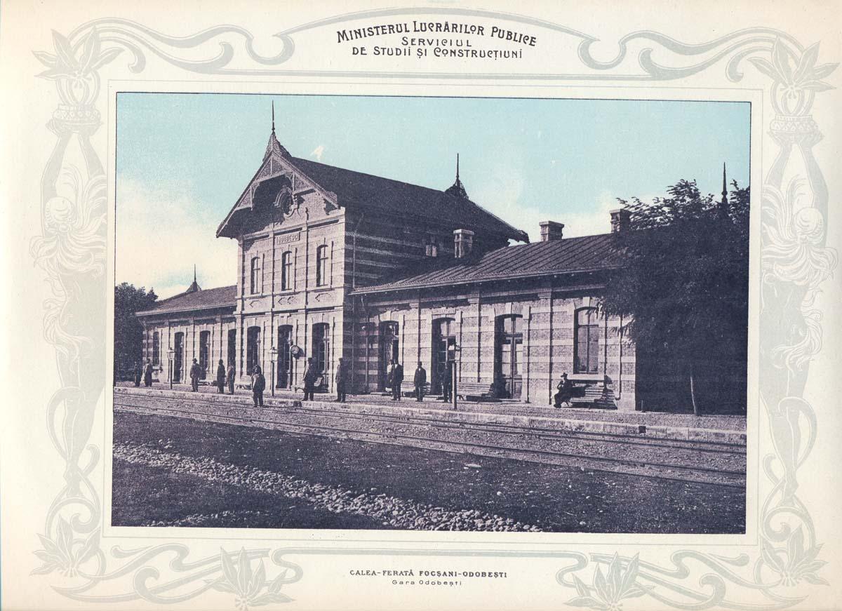 gara Odobesti | Albumul MLP - 1903