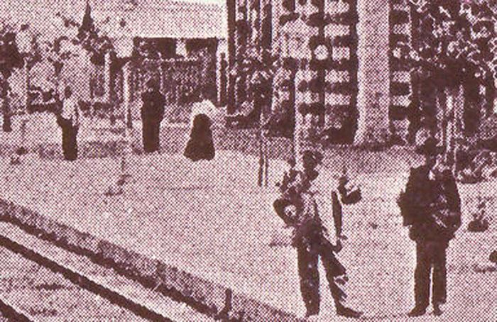 gara Segarcea | Albumul MPL - 1903