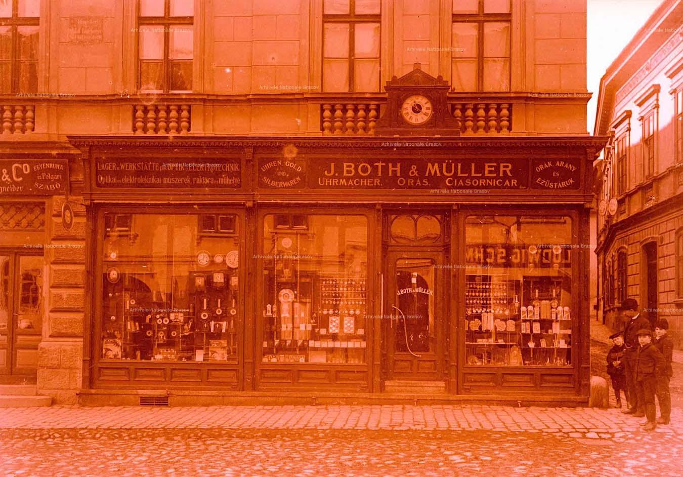 J. Both u. Muller | Brasov