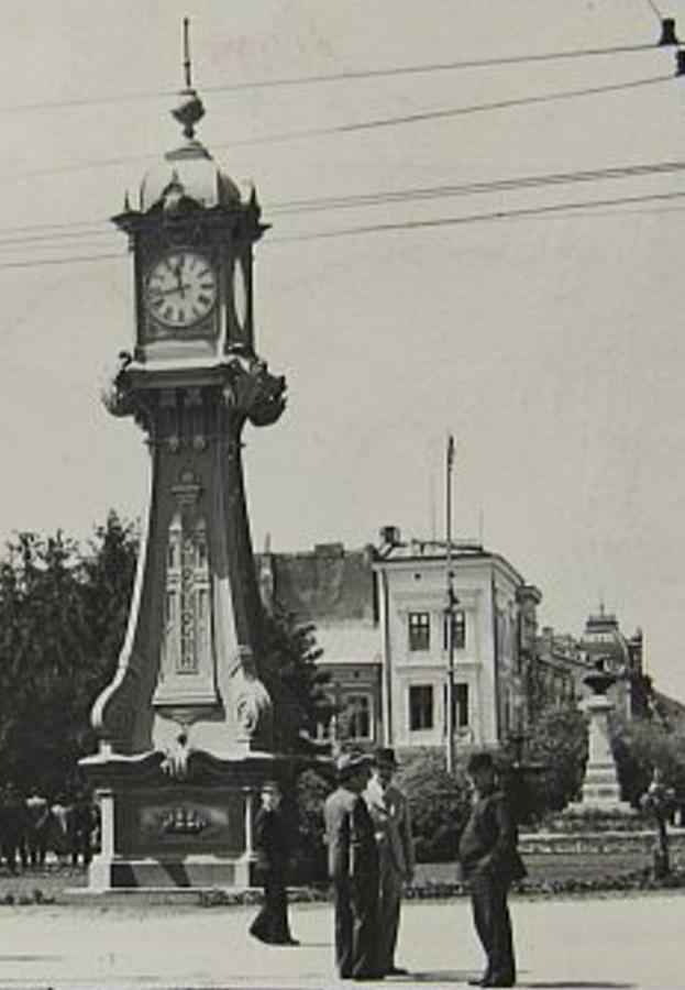 ceas public Braila | 1935
