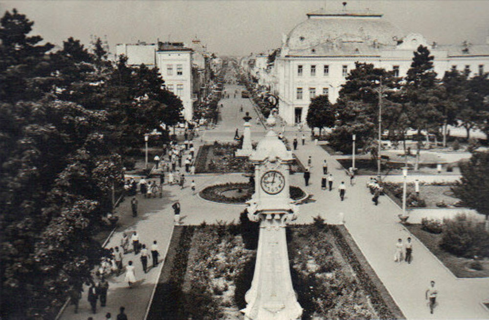 ceas public Braila | 1950