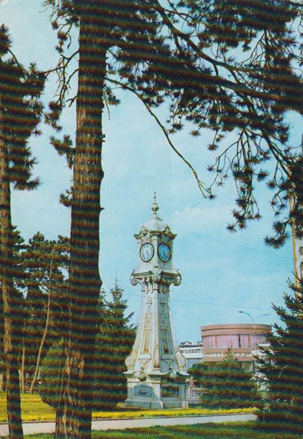 ceas public Braila | 1960