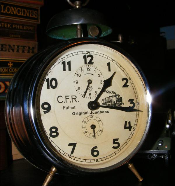 C.F.R. Patent Original Junghans