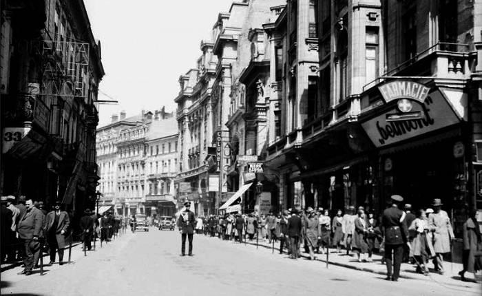 calea Victoriei | cca. 1940