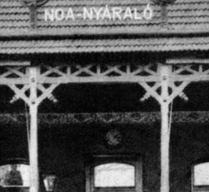 gara Noa (Noua) | Brasov | 1904-1906