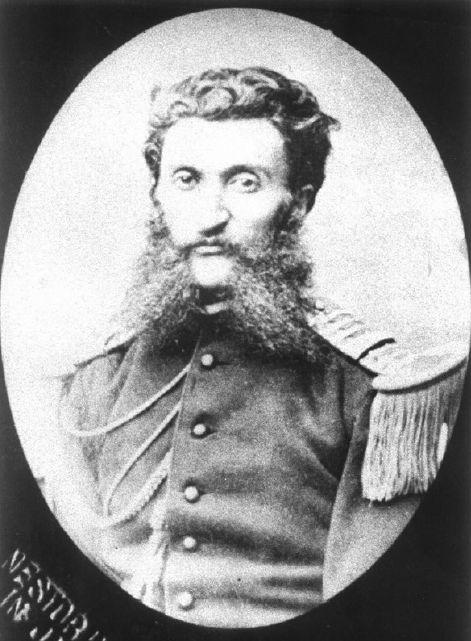 capitan - geodez Constatin Capitaneanu (1844-1893)