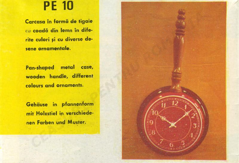 catalog Aradora | model PE10