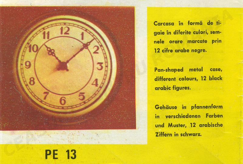 catalog Aradora | model PE13