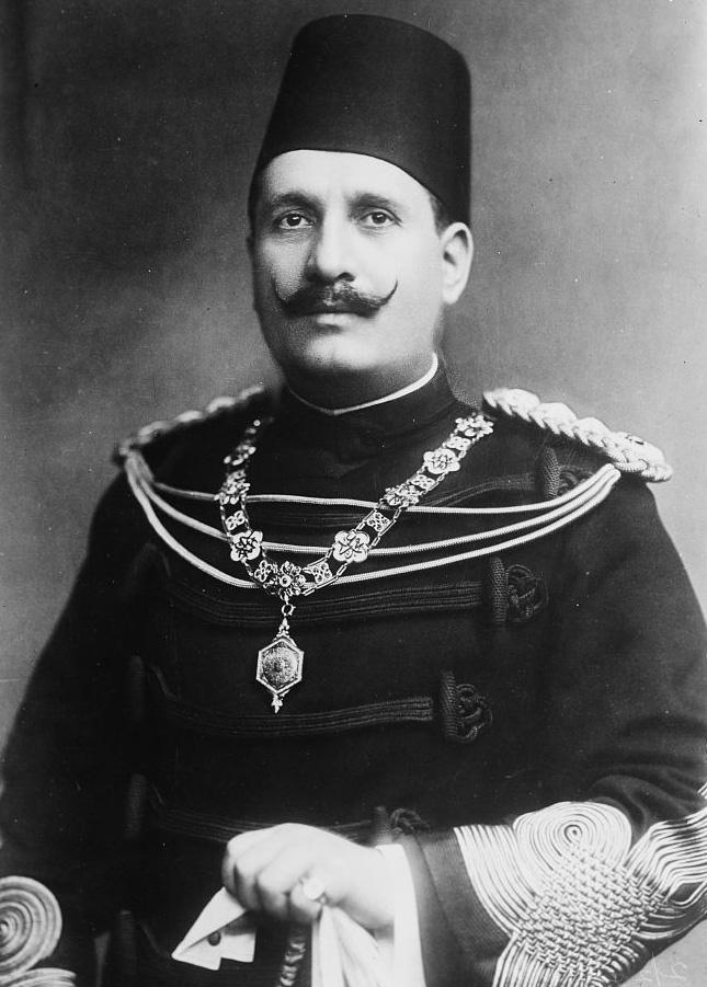 Regele Fuad I al Egiptului (1868-1936) | foto - wikipedia