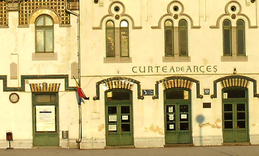 gara Curtea de Arges | 2016