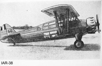[11] IAR-38 | 1938-1939