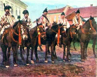 Junii Brasoveni | 1918