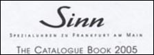 SINN catalogue - 2005