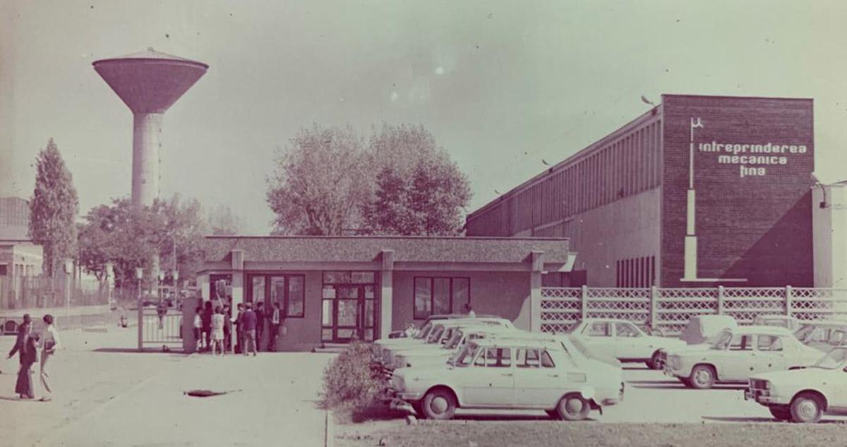 Intreprinderea Mecanic Fina - Bucuresti | 1973
