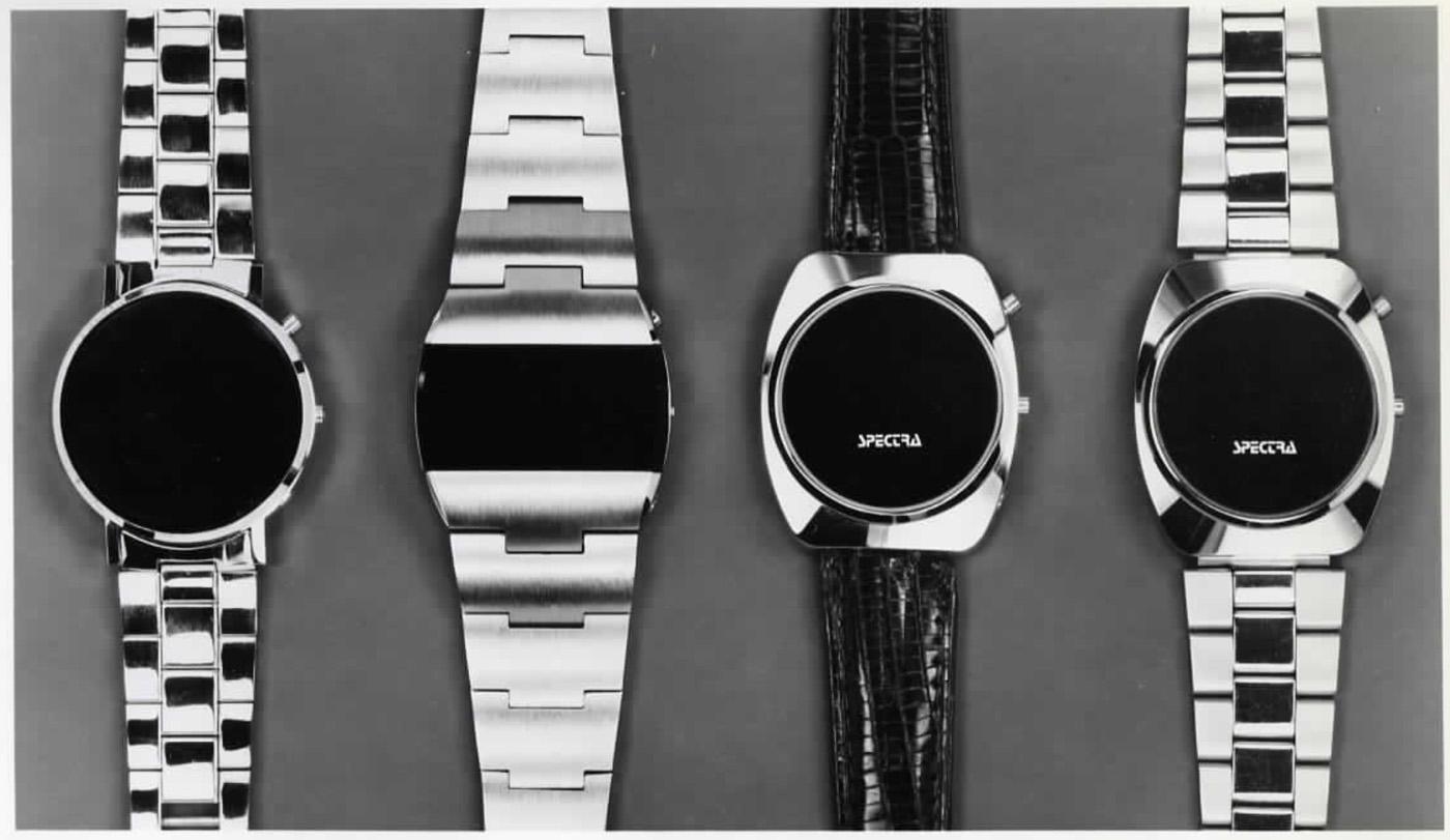 Optel - modele Spectra | carcase similare cu Optimef [sursa: www.optelwatch.com]