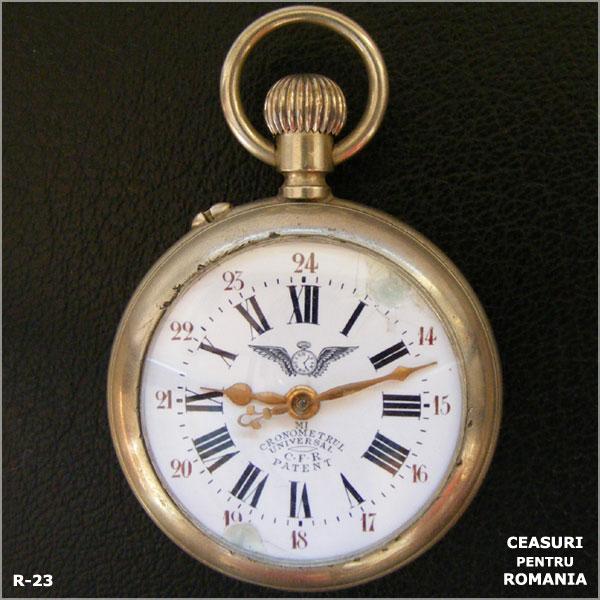 Cronometrul universal | 1