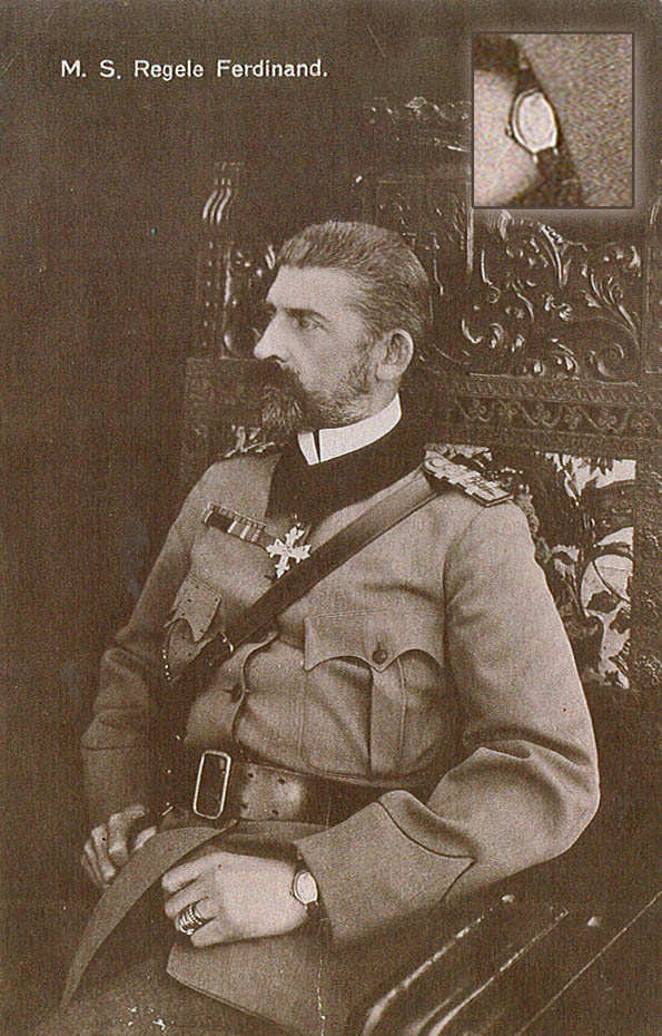 Regele Ferdinand I al Romaniei (1865-1927) | carte postala editura Socec
