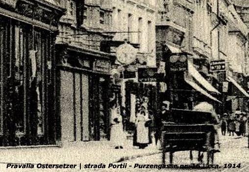 Paravalia Ostersetzer | Purzengasse - Portii 16