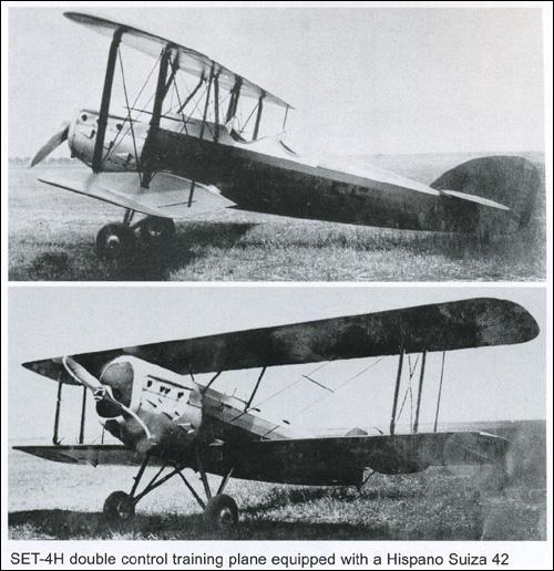plane SET-4H | 1937