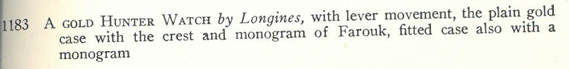 pagina catalog Sotheby's | 1954