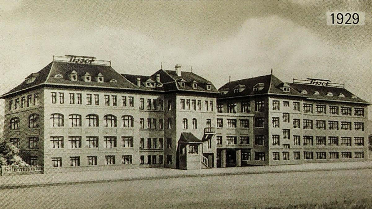 Tissot - Le Locle - Elvetia | 1929
