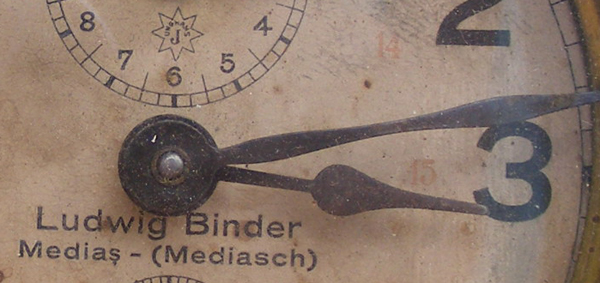 Ludwig Binder | Medias (Mediasch)