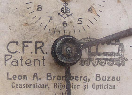 Leon A. Bromberg | Ceasornicar - Bijoutier - Optician | Buzau