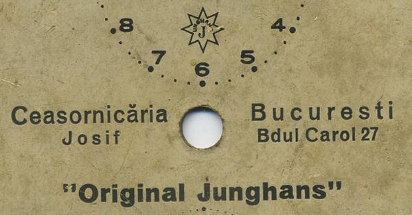 Ceasornicaria Josif | Bdul Carol nr. 27 | Bucuresti