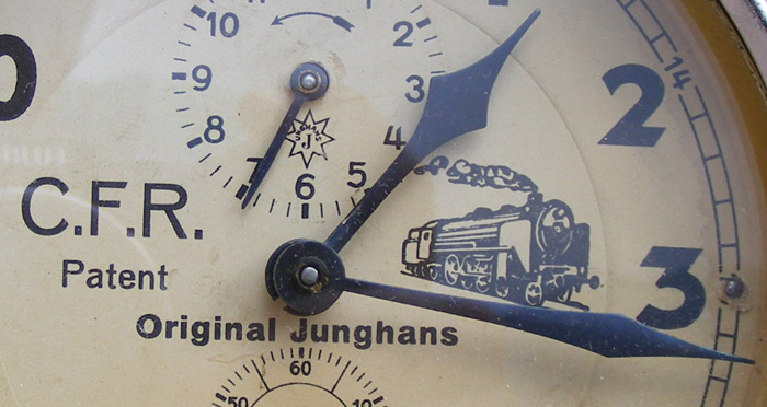 CFR Patent | Original Junghans
