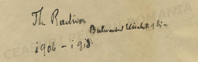 """Aur si nestemate"" | fascicula IV (1906-1918)"