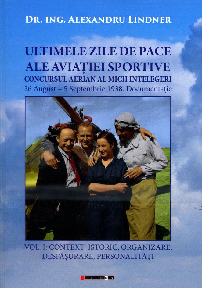 dr. ing. Alexandru Linder | coperta volum bibliografie - 1