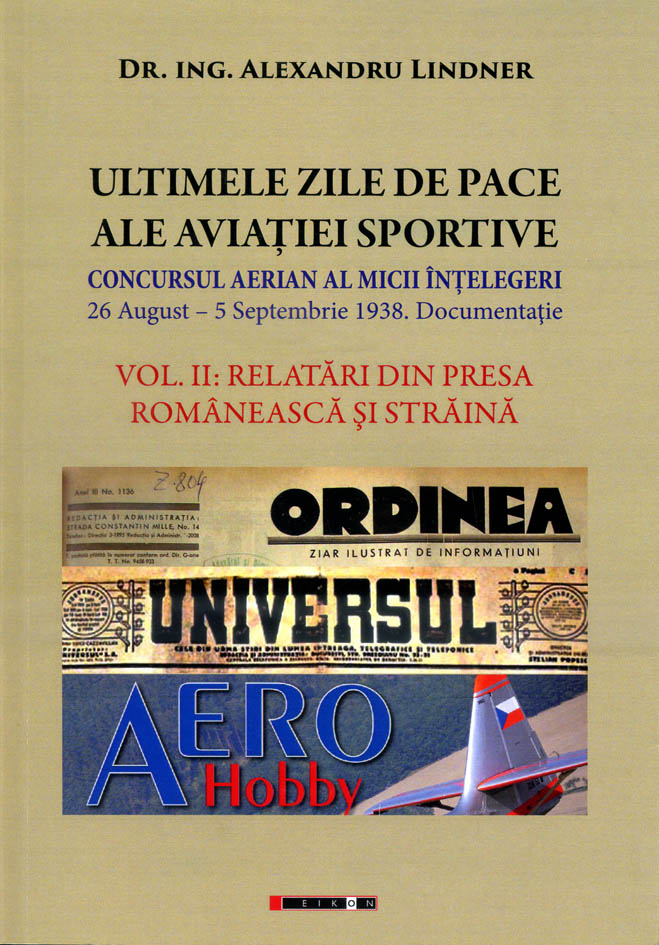 dr. ing. Alexandru Linder | coperta volum bibliografie - 2