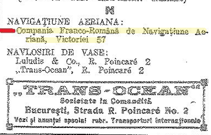 Anuarul Socec - 1925
