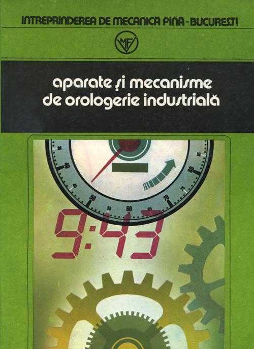 Aparate Mecanisme - Orologerie Industriala