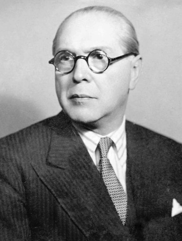 Aristide Blank (1883-1960) | foto perioada interbelica