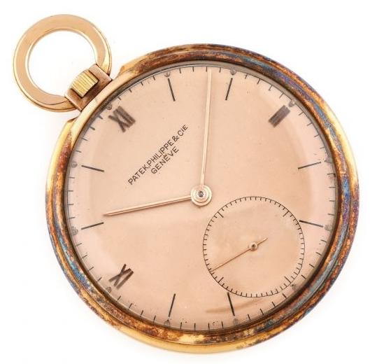 Artmark - 2019 | ceas de buzunar Patek Philippe 1945 livrat Jospef Resch Fii - Bucuresti