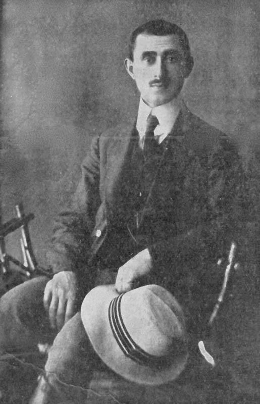 Aurel Vlaicu | circa 1910