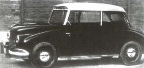 automobil Malaxa | 1945