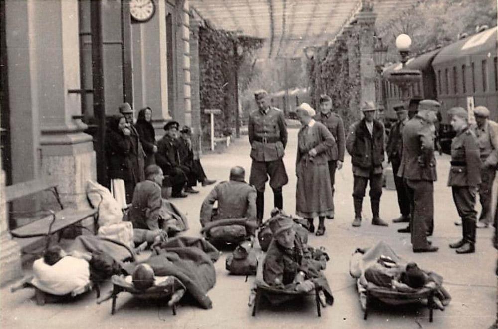 Baile Herculane | perioada WW2